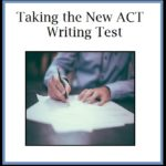 Taking the New ACT Writing Test cover