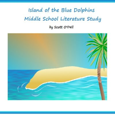 Island of the blue dolphins cover - photo#23