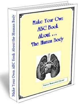 homeschool human body unit study with notebooking pages