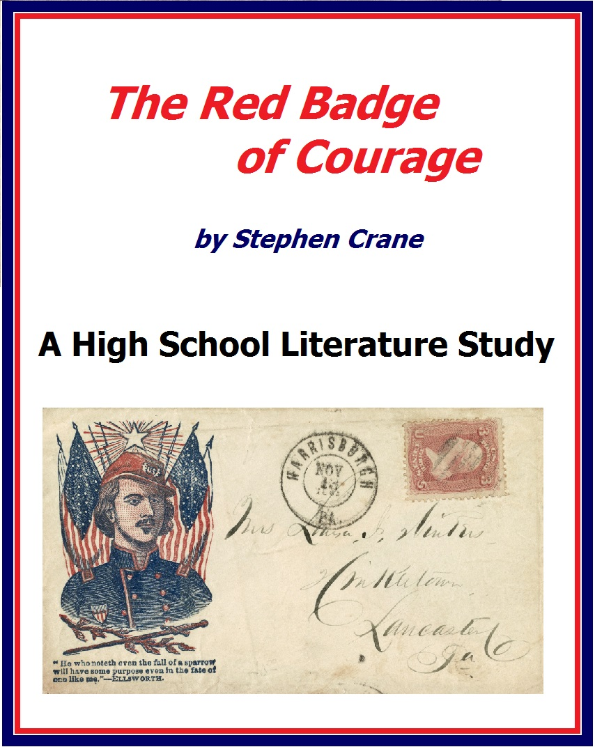 the red badge of courage high school literature study katie s the red badge of courage