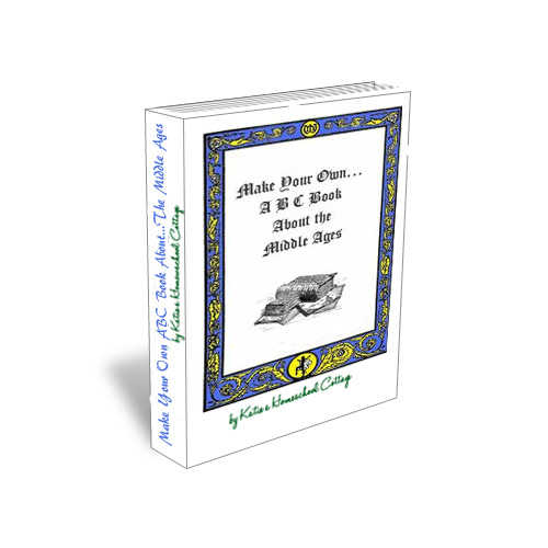 Make Your Own Abc Book About The Middle Ages E Book