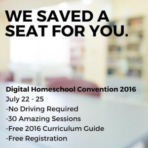Digital Homeschool Convention