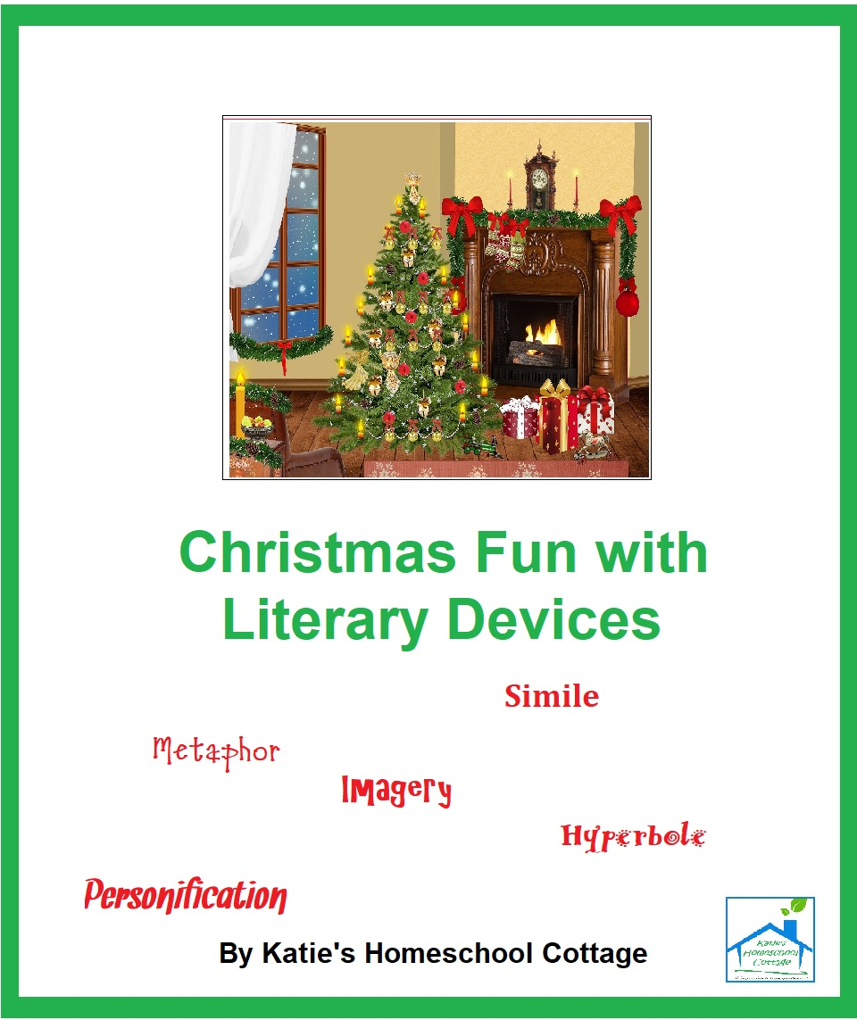 Christmas Fun with Literary Devices