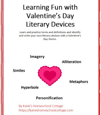 Valentine's Day Literary Devices
